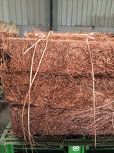 No.1 red Copper Wire Scrap with 99.99% purity, mill berry