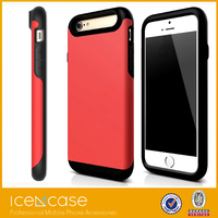 New Product Colorful hybrid pc tpu grid cell phone case for iphone 6 ,SGP armor back cover for iphone6
