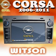 WITSON radio gps dvd opel corsa with Steering Wheel Control