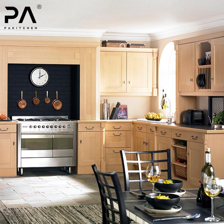 Neue Stil Küche Speisekammer Weiß Spanplatten Schränke - Buy Product ...
