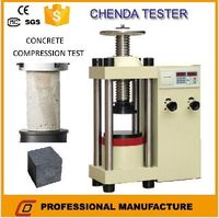 YES-2000 Compression Testing Machine Price+Manual Concrete Compression Testing Machine +concrete pipe testing machine