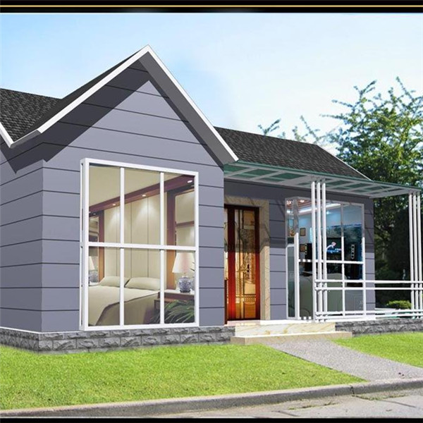 Prefabricated ready made house/prefab homes/mobile housing with sandwich panel