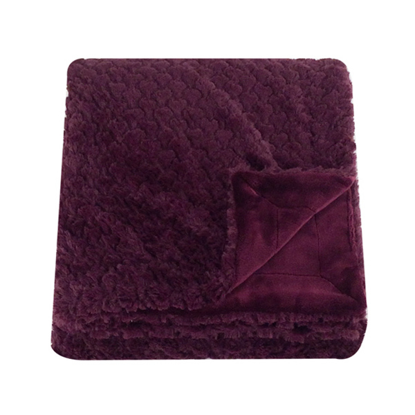 custom micro fiber luxury fleece wholesale blankets