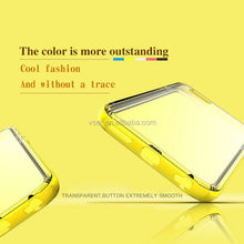 Wholesale LED Calls Flash Light Cute Colorful Bumper Case for iPhone 4G , flash phone case