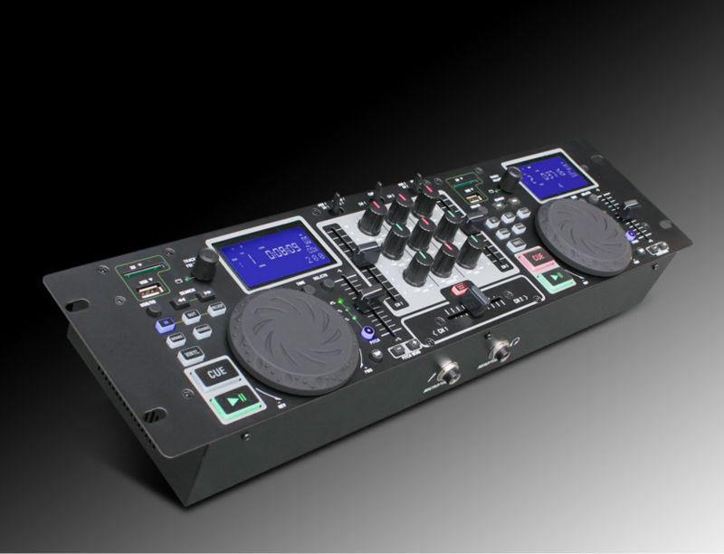 Cheap price ProfesionalProfesional DJ USB MP3 Player with Mixer MSD-5