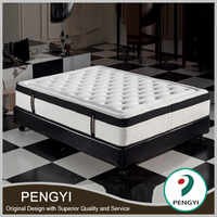 European super king size mattress, queen size mattress, mattress sizes PY004
