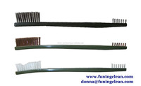3pcs/set gun clean brush, double end brush