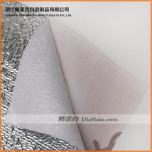 aluminum foil backed insulation Environmental protection fire resistant thermal insulation epe foam for building