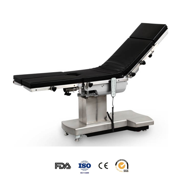 Hydraulic Power Source and Operating Table Type Universal Hydraulic Gynae OT Table