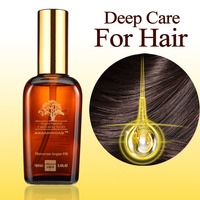 Wholesale hair salon products morocco argan oil organic serum black hair