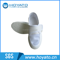 Wholesale HOYATO high quality cheap unisex antistatic cleanroom esd shoes