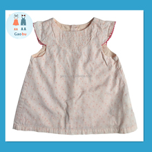C hina wholesale low price newborn baby clothes girls fashion mini dress