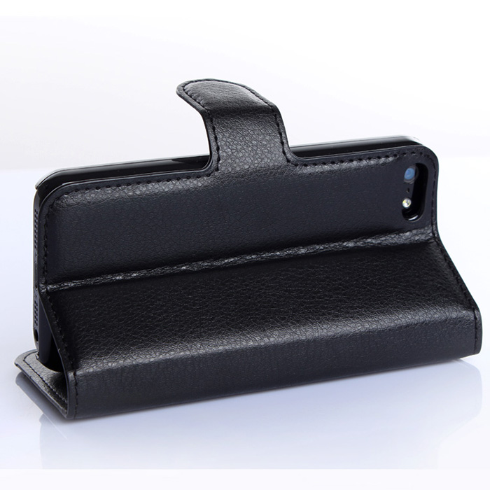 For iphone 5c leather case,Wallet leather cover for i phone 5c