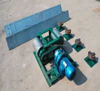 manure removal scraper machine for poultry duck animal cages