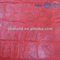 Hot Sale PVC Synthetic Leather For Shoes and Bag and Sofa