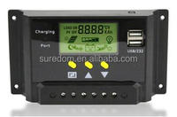 12V/24V Auto 10A,20A,30A,40A,50A,60A Solar Charge Controller For Solar Panel