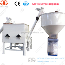 High Effciency Concrete Black Stone Powder Putty Mixing Packing Machine Price