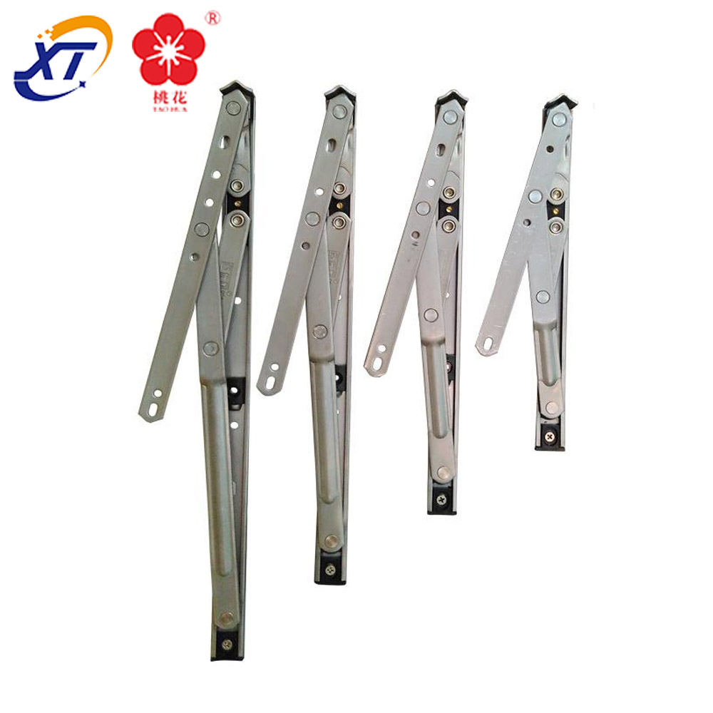 Factory direct sell aluminium window pull handle lock & Factory Supply 90mm Length Aluminum Window Hinges