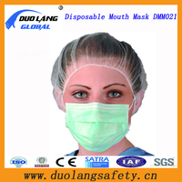 Disposable Health Medical Surgical Face Mask