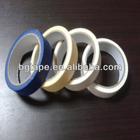 Natural Rubber Solvent Automotive Masking Paper Tapes