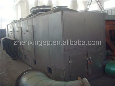 DWT Series Fruit and Vegetable Dehytrator/DWT Series Seaweed Waste Gas Belt Dryer/Dehydrated Vegetable Production Line