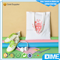 Bottom Price Customized Logo Printed Cotton Colorful Canvas Bag