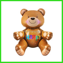 doll bear air walker personalized balloons