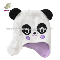 Children Plush Cute Animal Panda Winter Hats