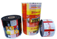 Customized food grade laminated film