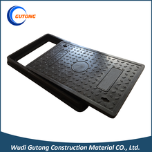 Composite Basement Manhole Cover Rubber Lock EN124