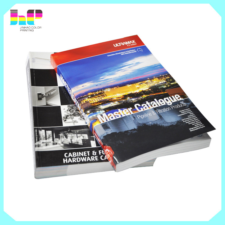 catalog printing service with high quality for products catalog printing services