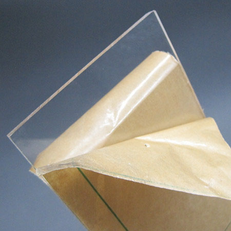 high transparent anti-scratch resistance 1mm plexiglass /acrylic sheet