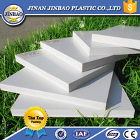12mm pvc foam insulation board waterproof and hard