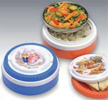 Multi-Component Food Containers