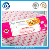 Customized food grade greaseproof baking paper & wrapping wax paper