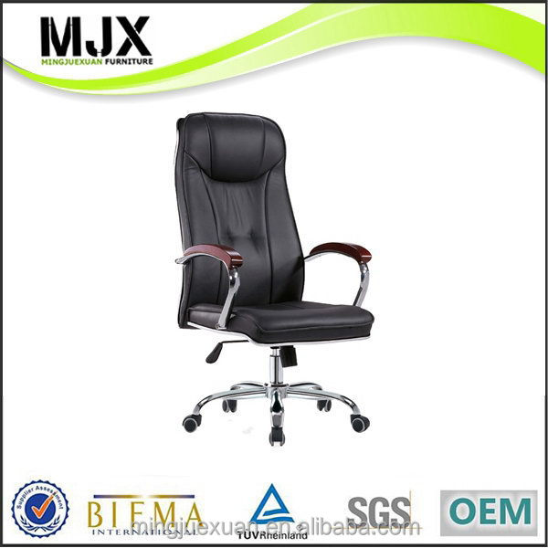 Customized stylish small swivel fabric office chair