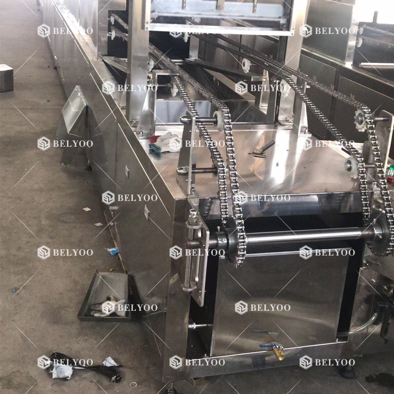 2020 New Model Coating Machine Biscuits Dipped Pocky Making Machines