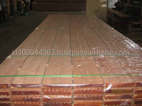 Keruing Decking