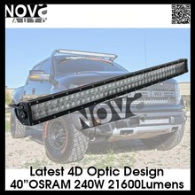 Auto parts Osram 4D Optics LED Light Bar For F150 GMC Chevy Super Duty