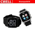Snopow W1S 1.54 inch IPS Touch Screen MTK6572 Dual Core Single Micro SIM 3G Smart Watch Phone Android Waterproof IP67