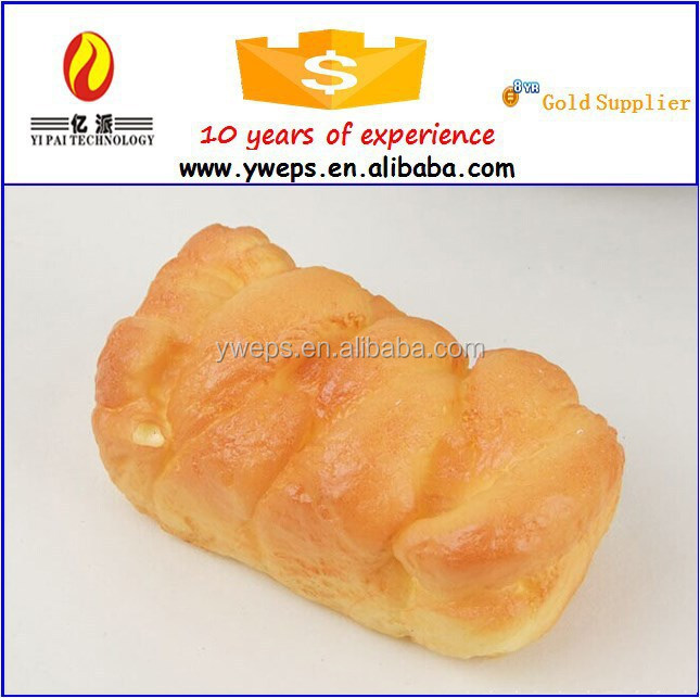Yipai realistic fake bread for decoration fake food buy for Artificial bread decoration