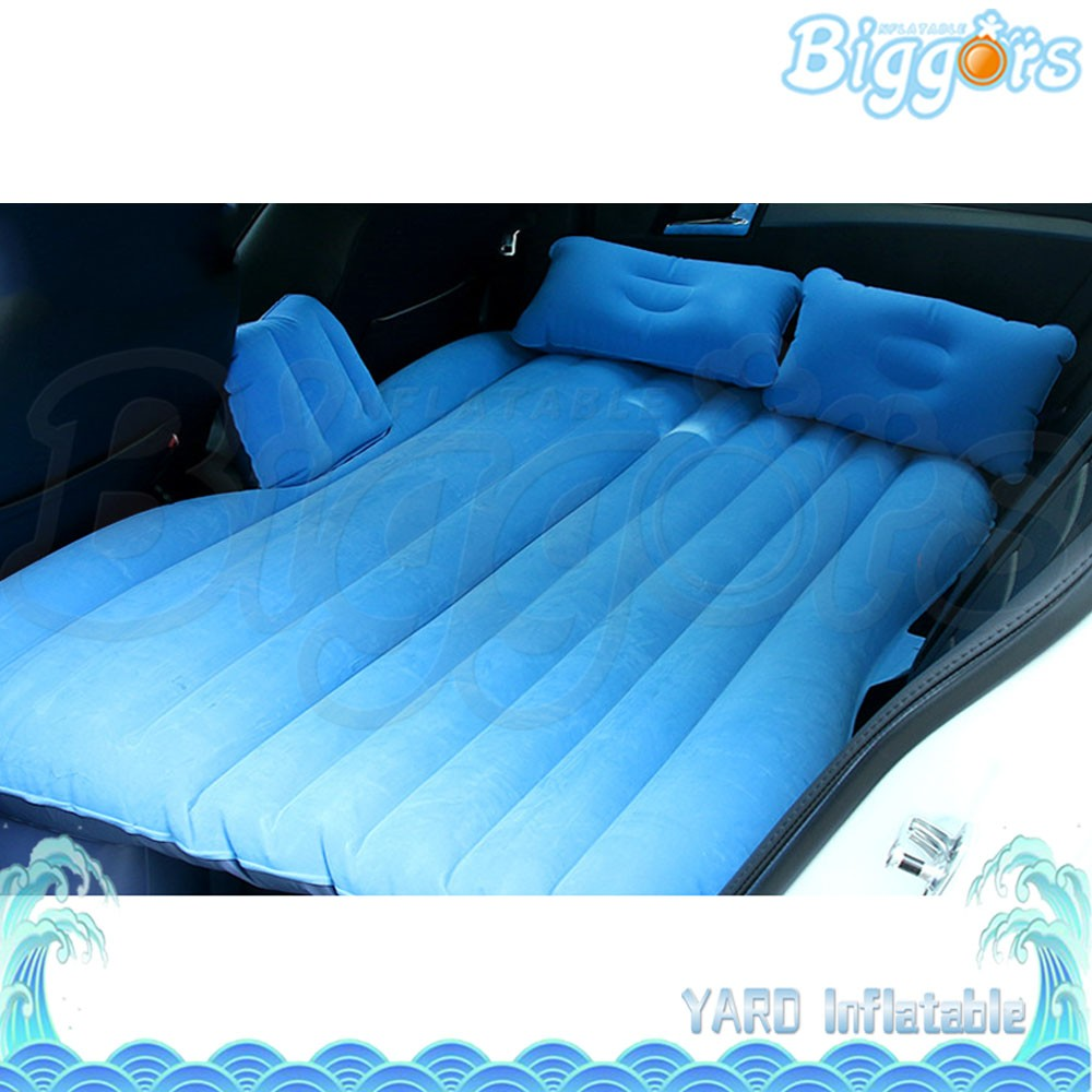 Soft Inflatable Backseat Mattress Back Seat Bed For Car