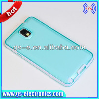 2014 new product Soft TPU Clear Phone Case for Samsung Galaxy Note3,Phone Covers for Galaxy Note 3