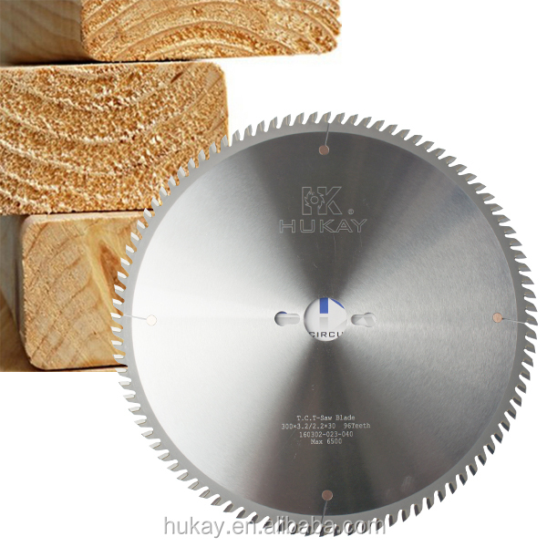 Wood industrial fine finish cross cut saw blade drives quick low noise for wood