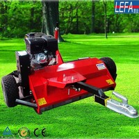 Grass cutter machines ATV lawn flail mower for best sale
