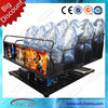 2014 new type spacecraft 3d 4d 5d cinema equipment Game Machine 5d Simulator 10d cinema for sale system