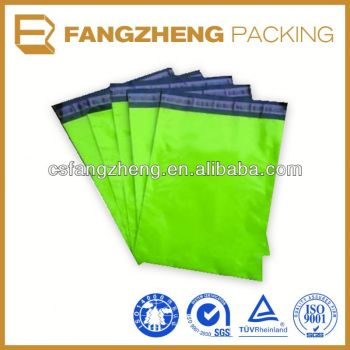 High quality full color printing destructive glue pp woven sack for rice