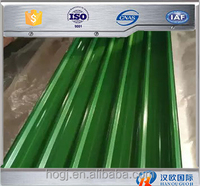 Corrugated roofing sheet wave tile galvanized corrugated iron sheet