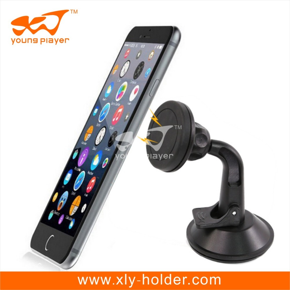 cell phone car accessories C3 3 certificated wireless suction mount car holder for Samsung S6