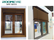 ROOMEYE thermal break aluminum doors and windows profiles for casement doors ans windows made in China